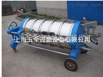不銹鋼硅藻土過濾機/立式硅藻土過濾機