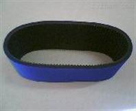 供应全自动贴标机皮带 海绵印刷机皮带,兰布海棉输送带,贴标机皮带