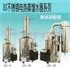 TT电蒸馏水器