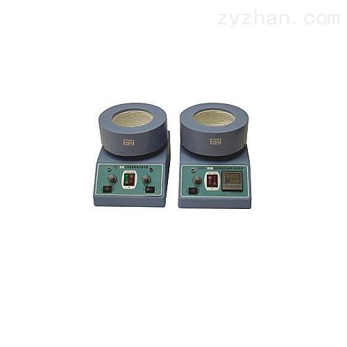 cl-2/szcl-2磁力搅拌器 采用电热套加热,可以控温,无级