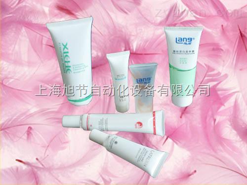 化妆品软管贴标机