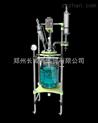 GR-50-廠家熱銷高硼硅材質50L雙層玻璃反應釜