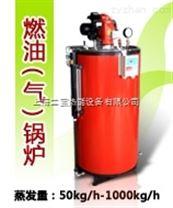 上海蘭寶—供應200kg/h全自動燃油鍋爐