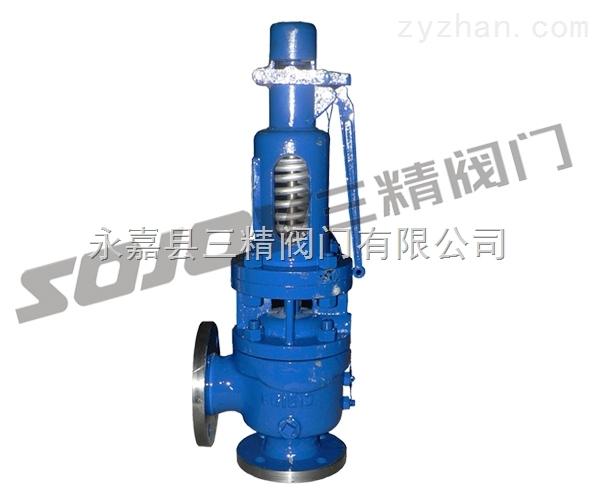 安全阀图片系列:SFA48Y高温高压安全阀,电站安全阀,弹簧安全阀