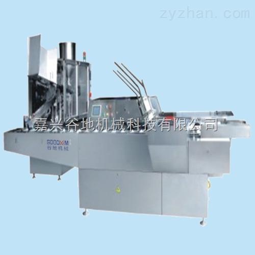 浙江自动灌装装盒生产线