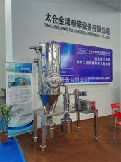 QLF-120实验室气流粉碎设备工作原理