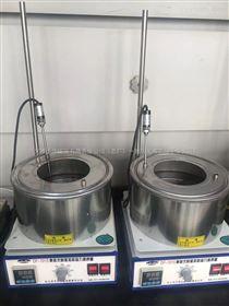 DF-101S高温油浴锅丨温度400度丨磁力搅拌