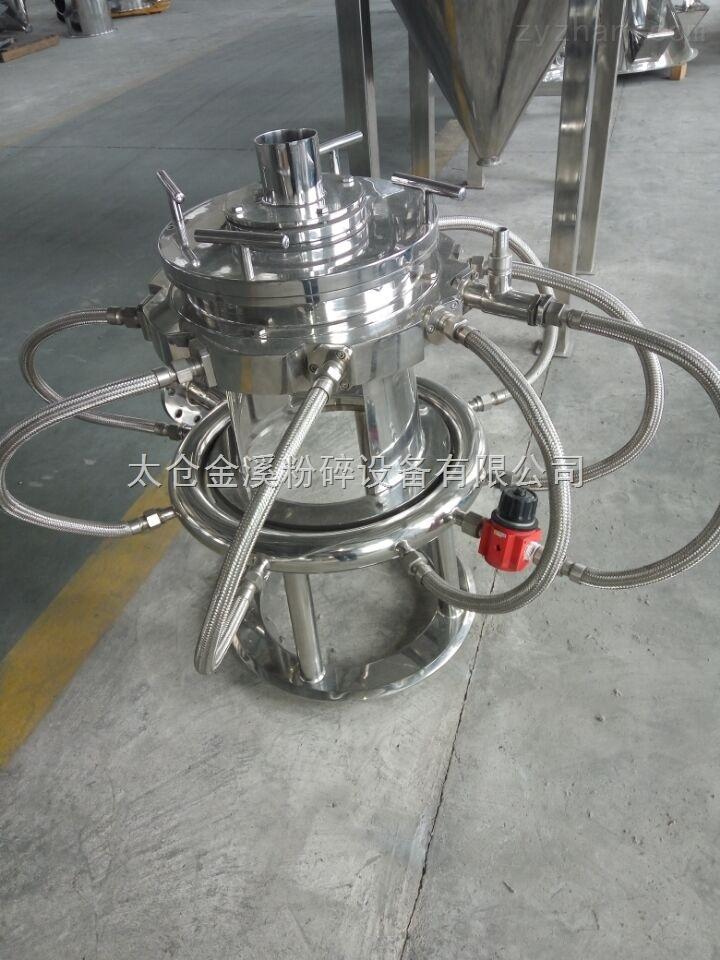 供应圆盘式超音速气流粉碎机
