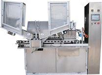 廠家直銷HTGF-100全自動藥膏灌裝封尾機