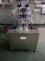 厂家直销浩悦TMCP-200型高速全自动旋盖(轧盖)机