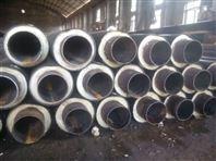 DN273复合聚乙烯发泡夹克管标准价格//热力输水管前期保温报价