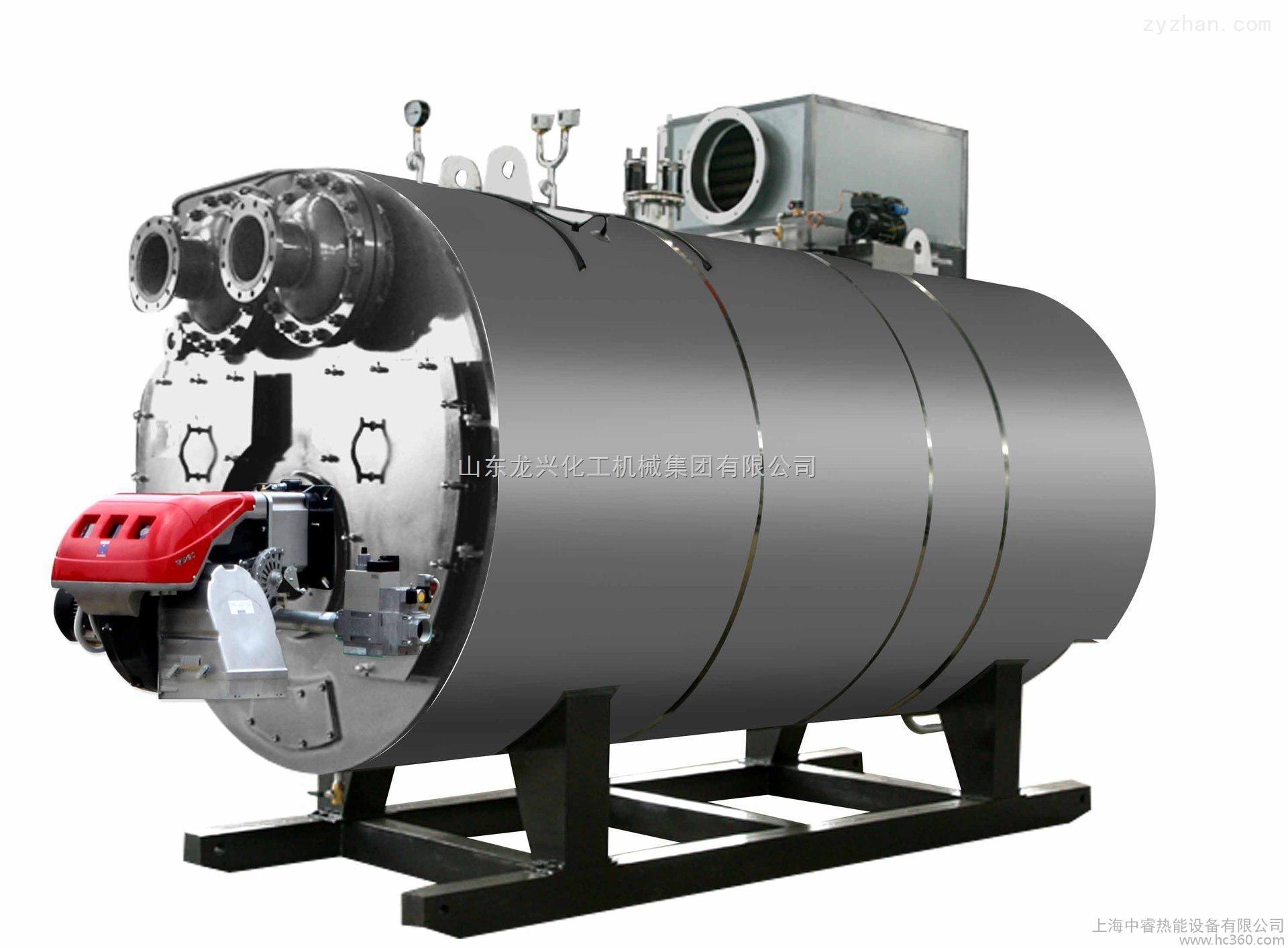 龙兴 CWNS型燃气热水锅炉  控制:锅炉配备先进的自动化控制系统,液晶屏幕显示,燃烧器动态图形显示。 1、 水位实时监控功能:配有电子检测水位装置,实时监控锅炉炉水位。 2、 时间设置功能:用户可根据需要,自由组合设定锅炉的启停时间。 3、 漏电保护功能:控制系统检测到电热元件漏电后,将自动切断电源。 4、 缺水保护功能:当锅炉缺水时及时切断燃烧器控制电路,防止燃烧器发生干烧损坏,同时控制器发出缺水报警提示。 5、 电源异常保护功能:锅炉立刻停止运行。 龙兴 CWNS型燃气热水锅炉  高效:巨龙热水锅