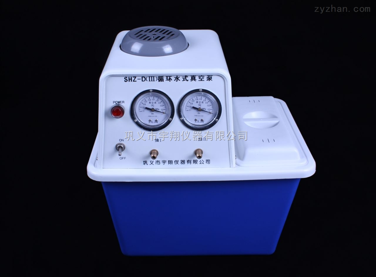 SHZ-DⅢ型台式循环水真空泵
