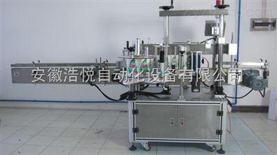 安徽浩悦全自动方瓶全周贴标机 四面贴标机