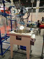 YDF-100L單層玻璃反應釜丨溫度范圍:室溫-200℃丨鞏義予華