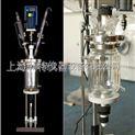 3L双层玻璃反应釜厂家