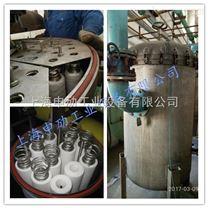 不锈钢滤芯精密过滤器/大流量保安过滤器