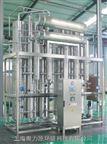 雙管板多效蒸餾水機