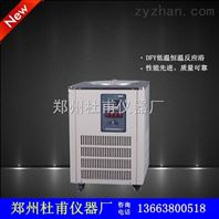 【专业生产】低温恒温反应浴(槽)DFY-50/10