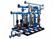 小区供暖汽水换热机组