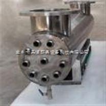 水处理设备厂家 医疗用过流式紫外线消毒器304不锈钢紫外线杀菌器