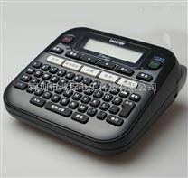 網線交換機標識|不干膠標簽印字機|兄弟PT-D210