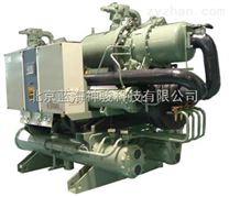 污水源熱泵機組原理
