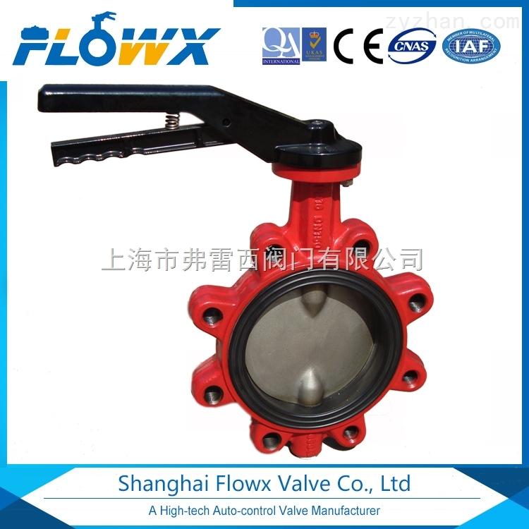 flowx 北京办事处防爆电动螺纹支耳式蝶阀dn200图片