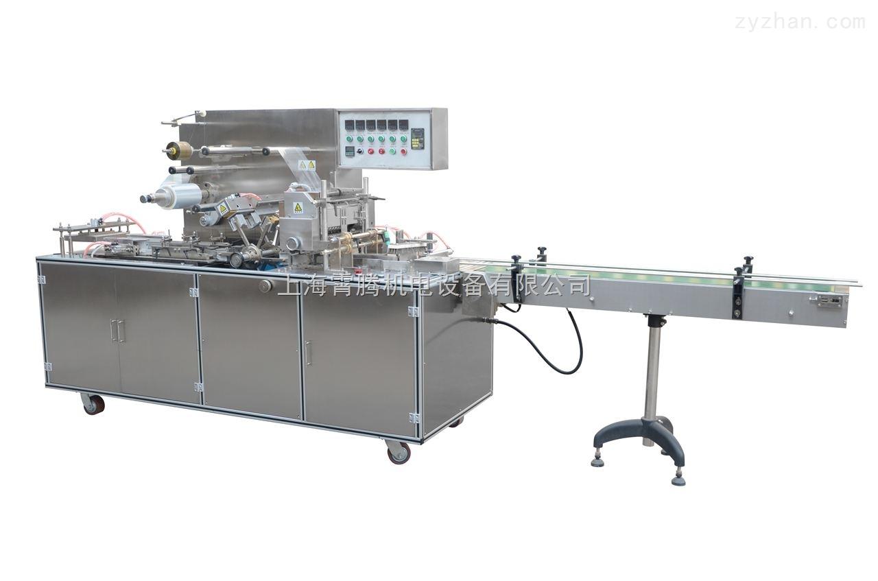 供应XT-300可调式透明膜包装机