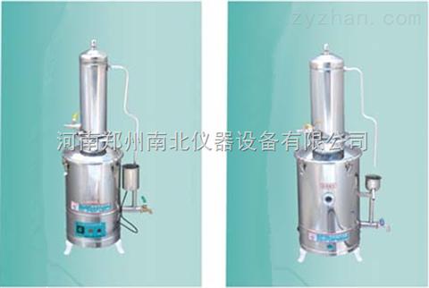 双重蒸馏水器,电热双重蒸馏水器