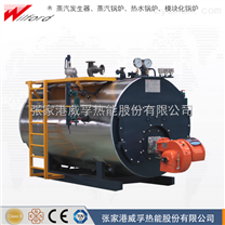 卧式高压蒸汽锅炉