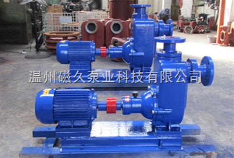 自吸排污泵ZW型