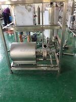 6吨纯化水输送分配系统