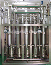 S型多效蒸餾水機