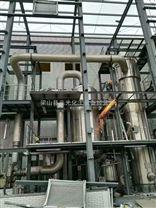 二手制药设备双效蒸发浓缩器蒸发器