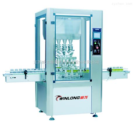 AVF型浓稠物料灌装机