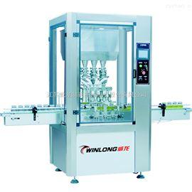 AVF型不銹鋼濃稠物料灌裝機