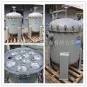 碳钢Q235袋式过滤器,大流量碳钢袋式过滤机厂家