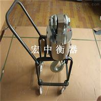 四川资阳5吨可打印重量电子吊秤/无线吊磅
