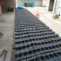 衢州25千克电梯测试荷载铸铁砝码