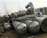 專業供貨二手15噸每小時三效降膜強制外循環蒸發器