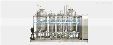 制药用水:纯化水制备装置