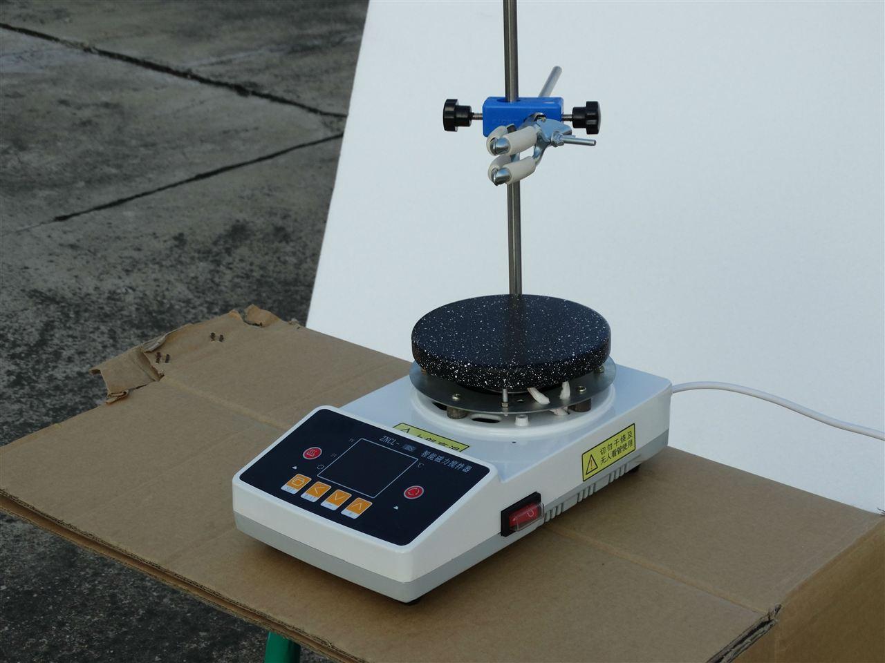 ZNCL-BS智能数显磁力加热板巩义予华