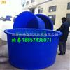 定制鱼苗养殖桶  6000L塑料孵化鱼苗大白桶